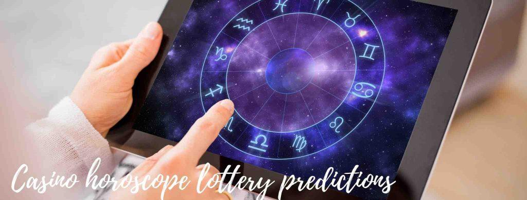 horoscope lottery predictions
